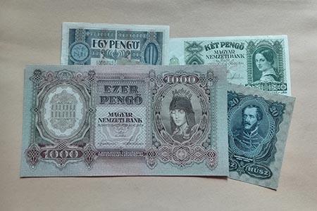 Bankjegyek kategoria