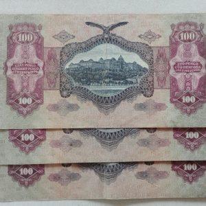 100 pengő 1930 2