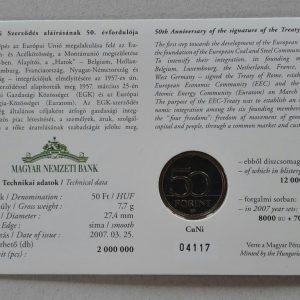2007 római szerződés bliszter 50 ft 2