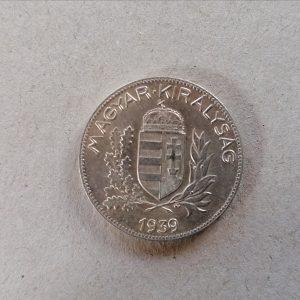 1939 ezüsz 1 pengő