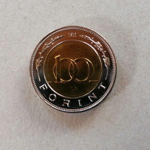 2002 kossuth 100 emlék forint