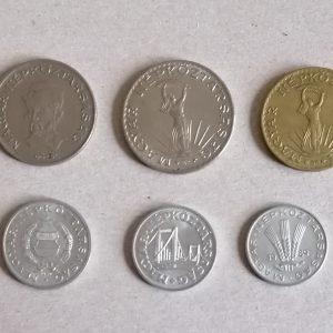 forint fillér sor 2